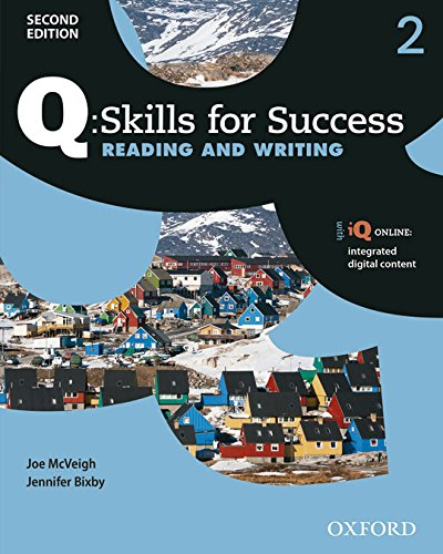 Q: Skills for Success (Skills For Success Reading And Writing 2)