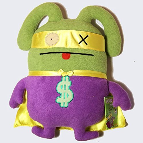 Ugly Doll Classic Plush Doll, Power Ox ()
