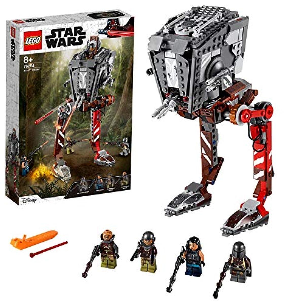 [해외] 레고(LEGO) 스타워즈 AT-ST(TM) 레이 다― 75254
