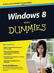 Windows 8 Para Dummies = Windows 8 for Dummies