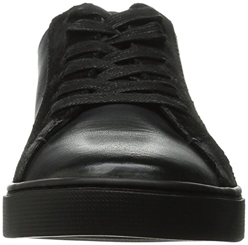 Freak Womens Gemma Low Lace Fashion Sneaker Black-71078