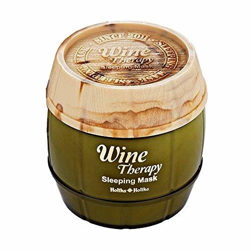 Holika Holika Wine Therapy Sleeping White Wine
