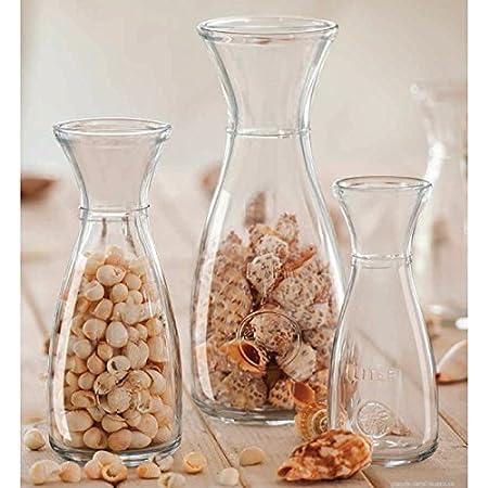 Pasabahce 80113 - Jarra de cristal (575 ml en forma de clásico ...