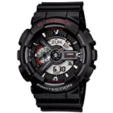 Watches : Casio Men's G-SHOCK - The GA 100-1A1 Military Series Watch in Black