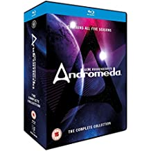 Andromeda - The Complete Collection - Season 1-5