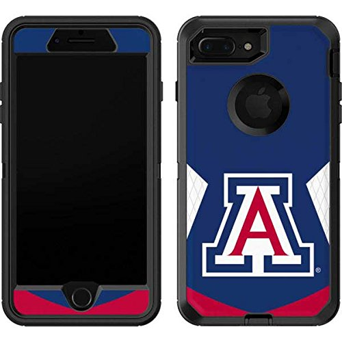 (Skinit Arizona Wildcats Logo OtterBox Defender iPhone 7 Plus Skin for CASE - Officially Licensed College Skin for Popular Cases Decal - Ultra Thin, Lightweight Vinyl Decal Protection)