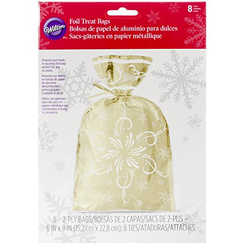 wilton-1912-5083-8-count-christmas-sparkle-and-cheer-foil-bags
