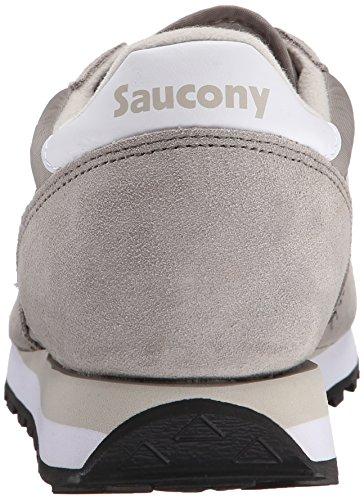 Saucony Jazz Original S2044-355, Zapatillas de Deporte para Hombre Grigio