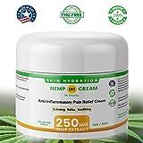 Best Arthritis Knee Pain Creams - Hemp Extract Cream - 250 Mg - Made Review