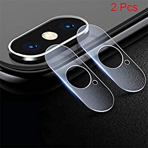 ??MChoice??2X Back Camera Lens Tempered Glass Screen Film Protector for iPhone XS/XS Max