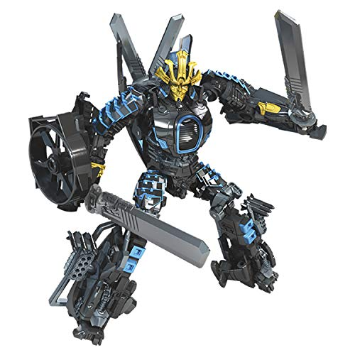 udio Series 45 Deluxe Class Age of Extinction Movie Autobot Drift Action Figure - Ages 8 & Up, 4.5