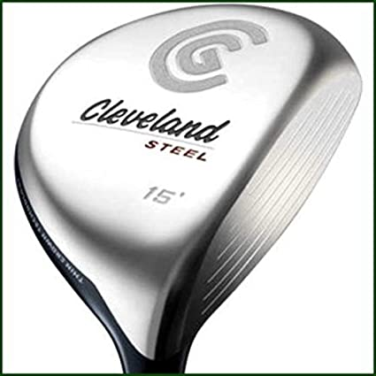 Amazon.com: Cleveland Launcher acero Fairway Madera, 3 ...