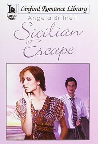 book cover of Sicilian Escape
