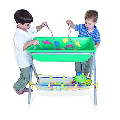 Edushape X-Stand for Water and Sand Play Activity Tubs: Toys & Games