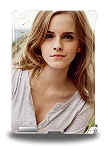 New Snap On Ipad Skin 3D PC Case Cover Compatible With Ipad Air Emma Watson American Female Em Harry Potter ( Custom Picture iPhone 6, iPhone 6 PLUS, iPhone 5, iPhone 5S, iPhone 5C, iPhone 4, iPhone 4S,Galaxy S6,Galaxy S5,Galaxy S4,Galaxy S3,Note 3,iPad Mini-Mini 2,iPad Air )