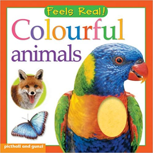 Colourful Animals (Feels Real!)