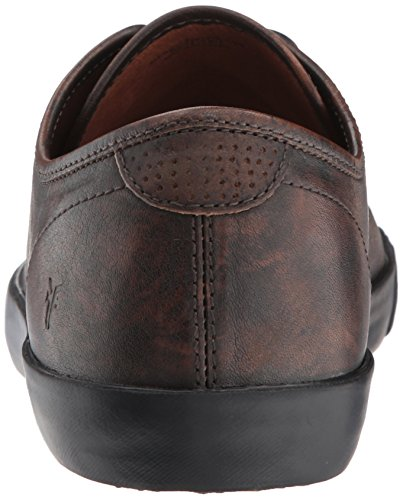 FRYE Herren Brett Low Fashion Sneaker Cognac