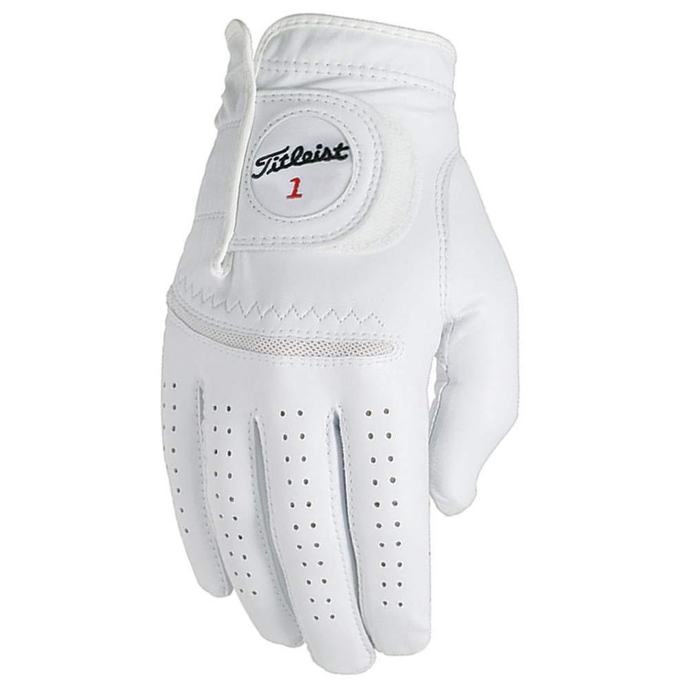 Titleist Perma SoftゴルフグローブRHミディアムラージ( Fits on Right Hand )   B01IIMRX92