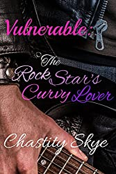 Vulnerable: The Rock Star's Curvy Lover