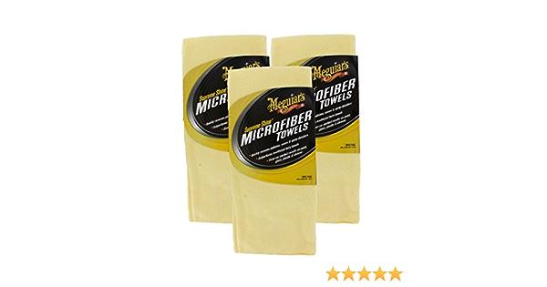 X2021 Supreme Shine Microfiber Towels