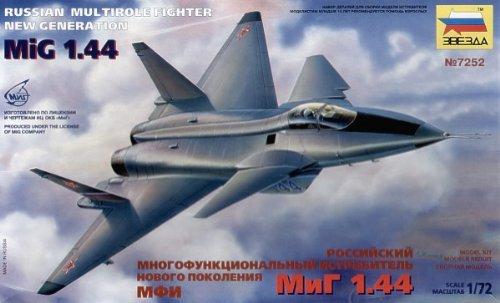 Amazon | ズベズダ 1/72 MiG1.44...