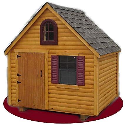 Amazoncom Little Cottage Company Mountainview Playhouse Kit Toys