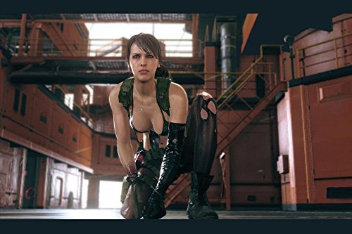Tomorrow sunny Metal Gear Solid 5 The Phantom Pain Quiet Sil