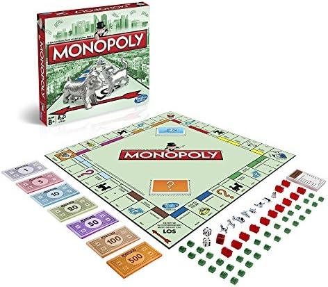 Hasbro Gaming - Juego de Mesa Monopoly Barcelona (Hasbro 00009E78) (versión en catalán): Amazon.es: Juguetes y juegos