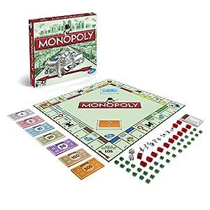 Hasbro 00009398 - Monopoly Classic Spiel
