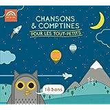 Chansons et comptines pour les tout-petits - 1 à 3 ans