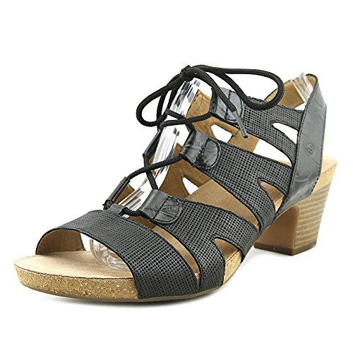 Black Heel Josef 29 Mid Seibel Sandals Ruth Women's w1qAZ0w