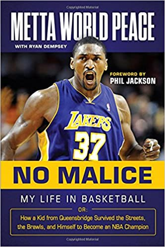 aad6d959c No Malice  My Life in Basketball or  How a Kid from Queensbridge ...
