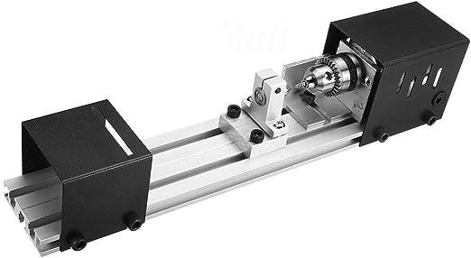 Drehmaschine Perlen Polierer Maschine CNC Bearbeitung Holzbearbeitung Handwerk DIY Drehwerkzeug Set Fesjoy Mini Perlen Maschine