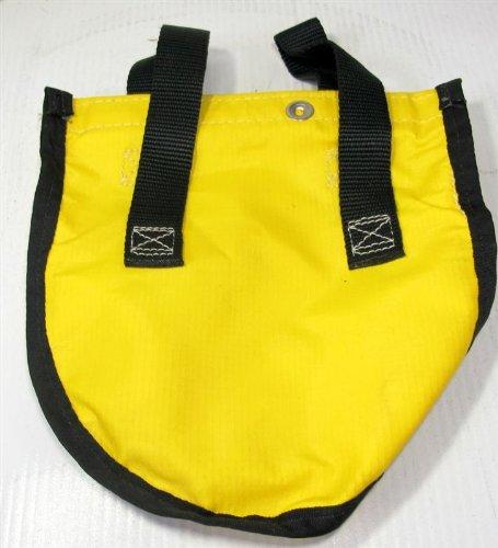 Miller Fluid Power 077H Safety Yellow Belt Pouch