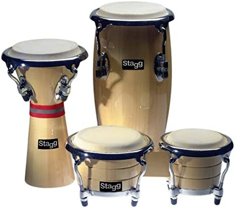 Stagg BCD-N-SET Mini Percussion Set