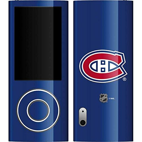 (Skinit Montreal Canadiens Solid Background Vinyl Skin for iPod Nano (5G) Video )