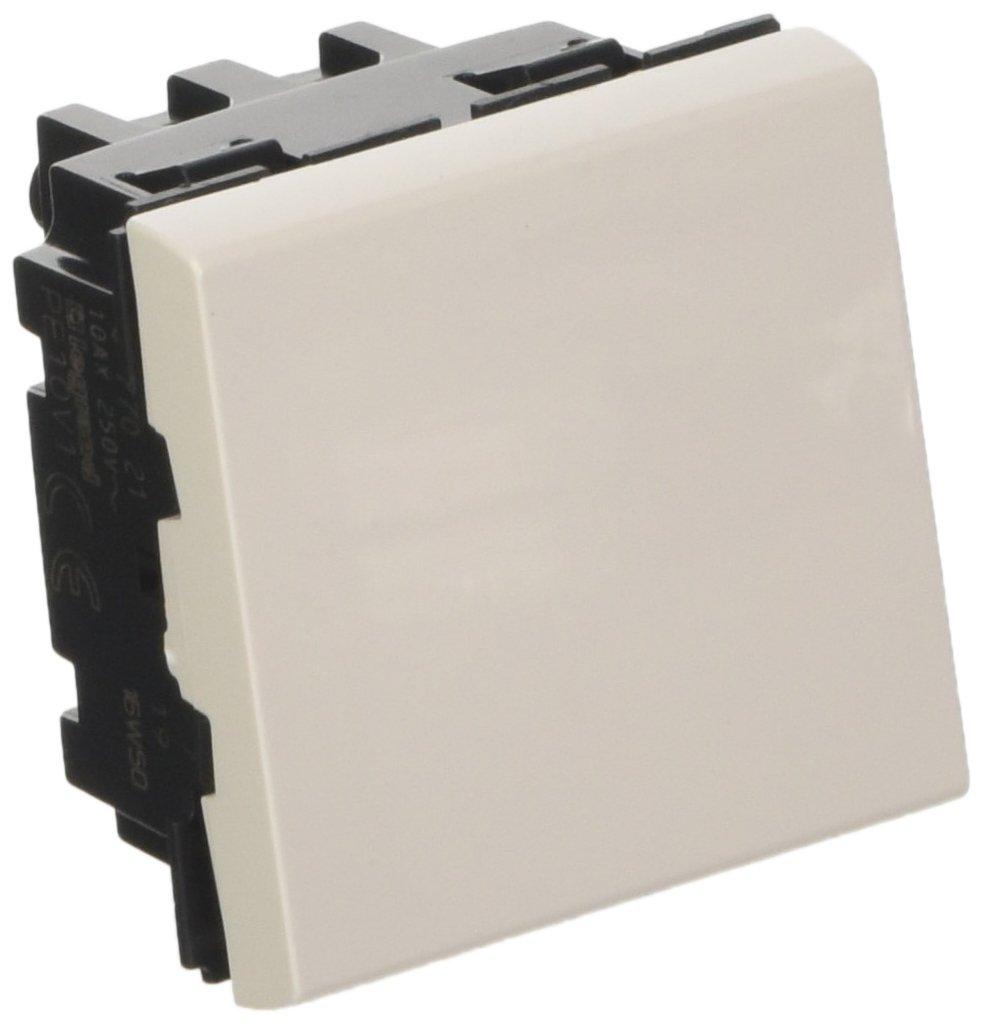 Legrand LEG77021 Permutateur programme mosa/ïque 2 module 10 ax Blanc