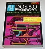 DOS 6.0 Power Tools, John Socha, 0553371908