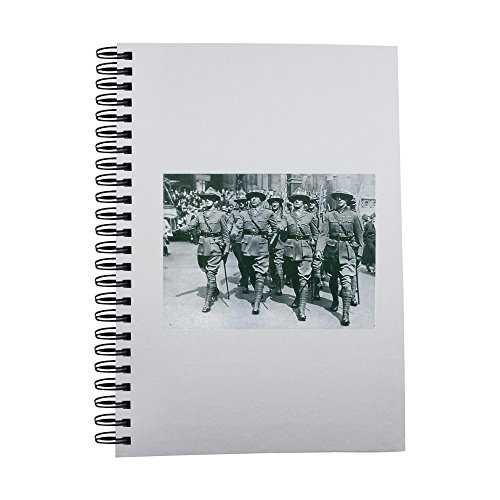 notebook-with-a-contingent-of-new-zealand-troops-marching-in-london-1939