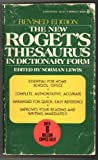 The New American Roget's College Thesaurus in Dictionary Form, Peter Mark Roget, 0448016052