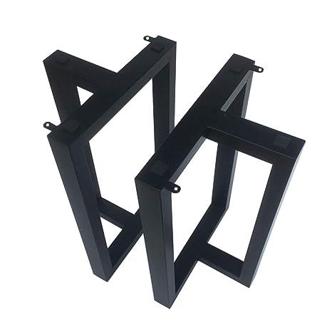 HXBH Patas de muebles - soporte de pata de mesa de triángulo ...