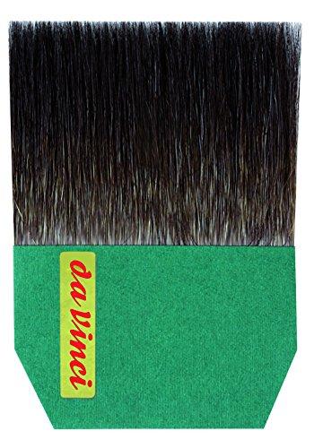 da Vinci Series 500 Gilder Tip Russian Blue Squirrel Hair Single Thickness (80 Mm Tip)