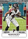 2017 Panini Playoff Red Zone #276 Duke Riley Rookie NM-MT Falcons