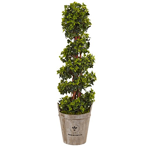 (Nearly Natural 4' English Ivy Artificial Tree,)
