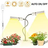LED Grow Light for Indoor Plant,Elaine 60W 130