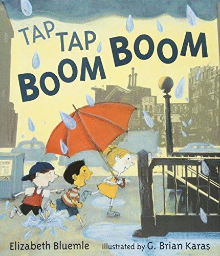 Tap Tap Boom Boom [Elizabeth Bluemle] (Tapa Dura)