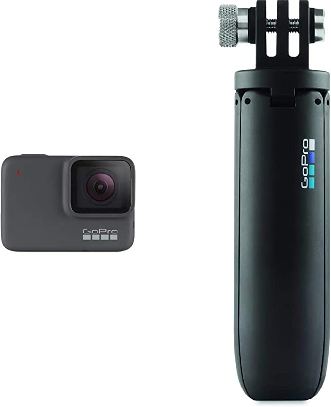 Gopro Hero7 Silber Wasserdichte Digitale Actionkamera Kamera