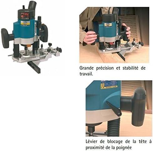 VIRUTEX 7800200 Fresadora tupi electr/ónica FR278R
