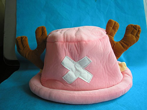 Fantasycart Tony Tony Chopper Cosplay Plush Pink Hat