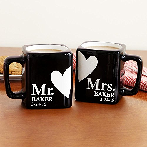 Personal Creations - Personalized Gifts Mr. and Mrs. Black